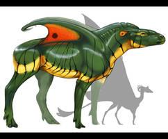 Shens World Fauna 1.0 by Teggy