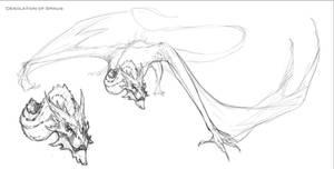 Smaug Sketch