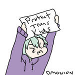 kags here, telling you to PROTECT TRANS KIDS
