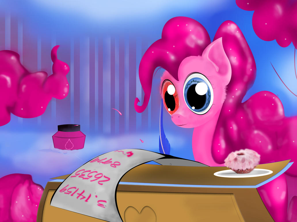Pinkie Pie  Inception by alienkilla
