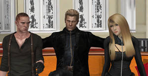 The Wesker family