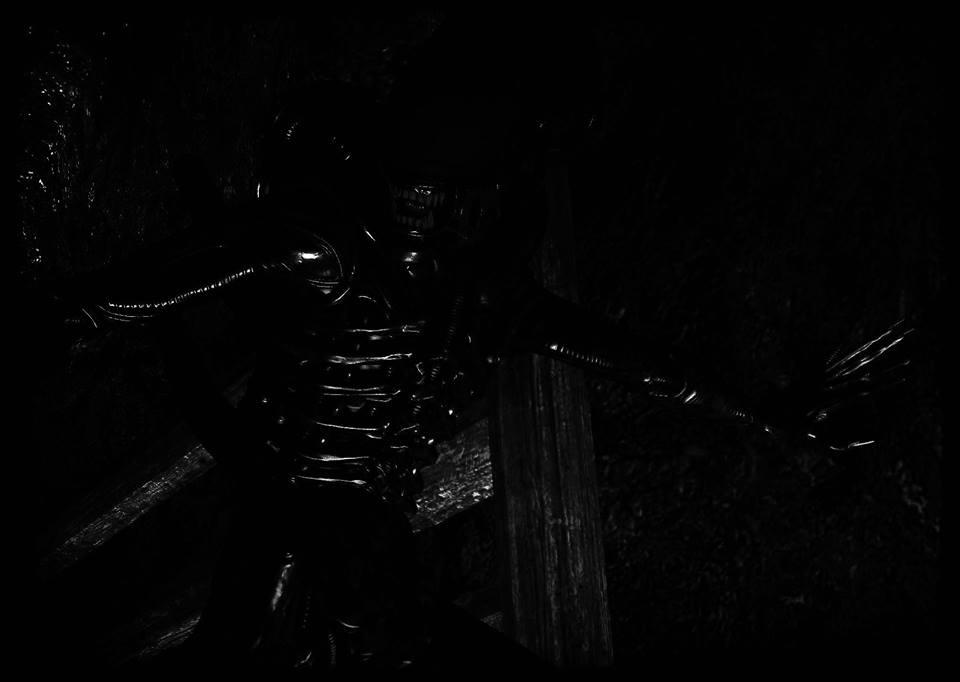 Alien: What's in the Dark by calibur222