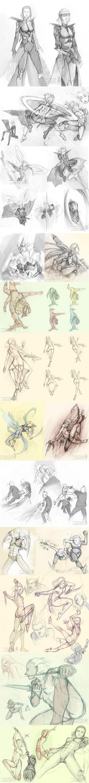 Alacrity sketchdump1 by Marcianek