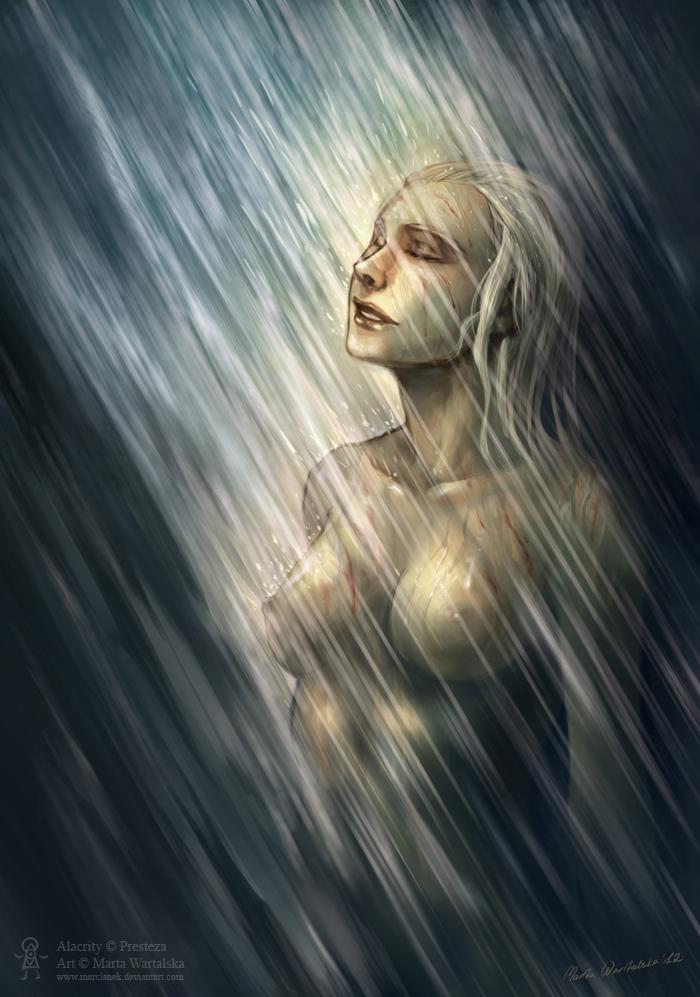 Alacrity VI- Soothing rain by Marcianek