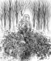 Wild Roses by Marcianek