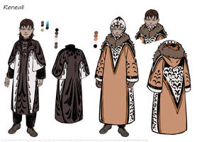 Reneall Concept Sketches