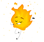 BFDI month day 1: Firey