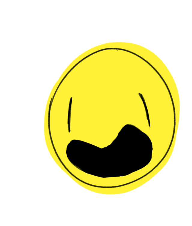 BFDI month day 28: Yellow face by Redkitty34 on DeviantArt