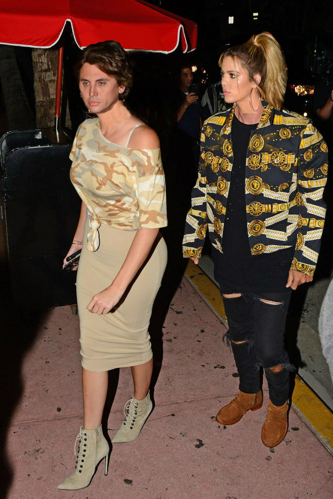 Khloe Cheban and Jonathan Kardashian by IhaveBatmanFever