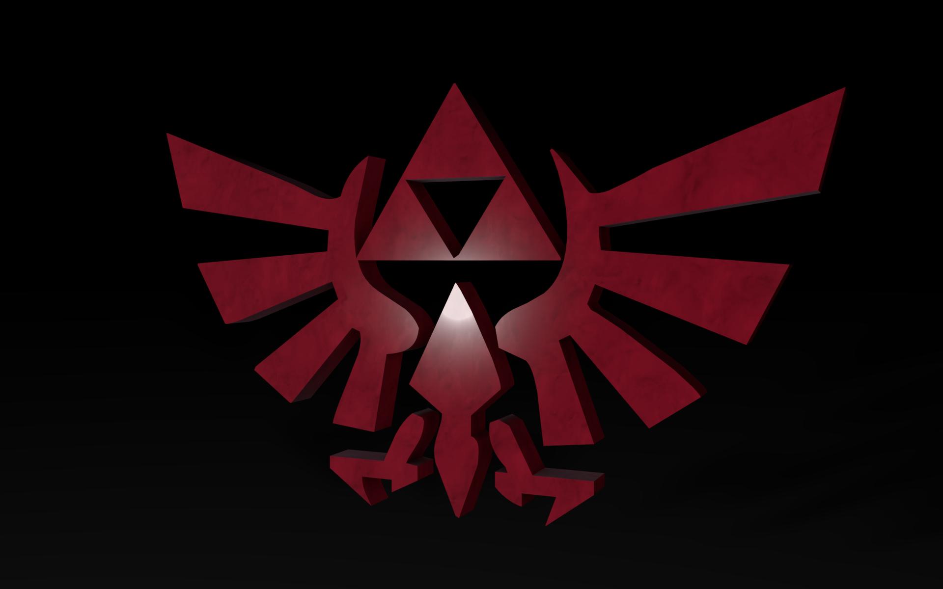 Legend Of Zelda Triforce By Mhalse On Deviantart