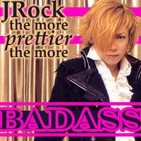 Badass JRock by FlolovesGIR