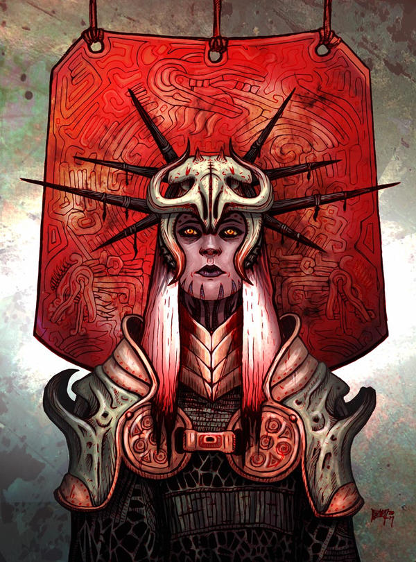 dragon priestess