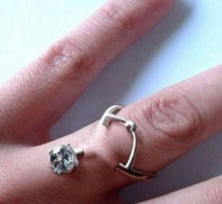 Best Wedding Ring Ever By Deadlikeme43
