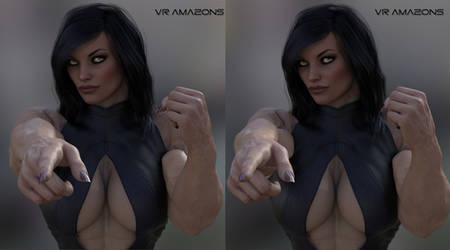 3D Stereo Belle de Jour  - NEW by Entropia3D
