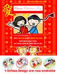 Happy Chinese Valentine