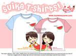 Suika Couple Shirt