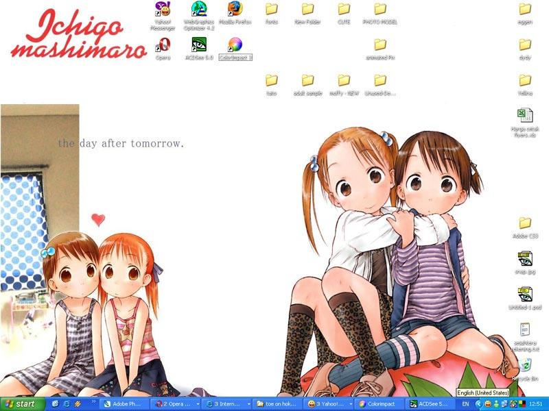 Ichigo - Chika and Miu