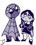 Spiders are Romantic, Right?