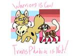 MothPool Say Trans Rights!