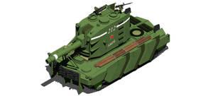 Kliment Voroshilov Zmei - KV-Z - Super Heavy Tank
