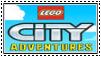 LEGO City Adventures Stamp