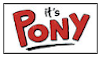 It's Pony Stamp