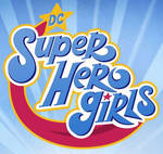 DC Super Hero Girls show logo