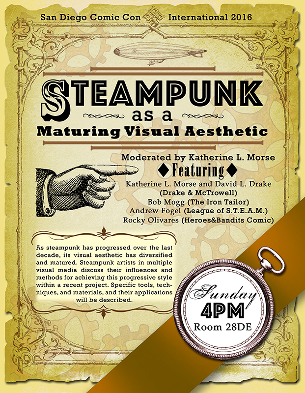 Steampunk as a Maturing Visual Aesthetic by Rocky-O
