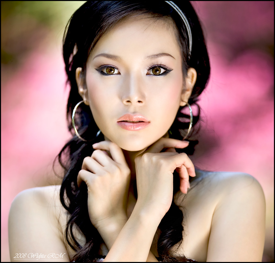 Asian Beauty By Widjita On Deviantart