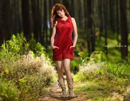 Path of Spring by widjita