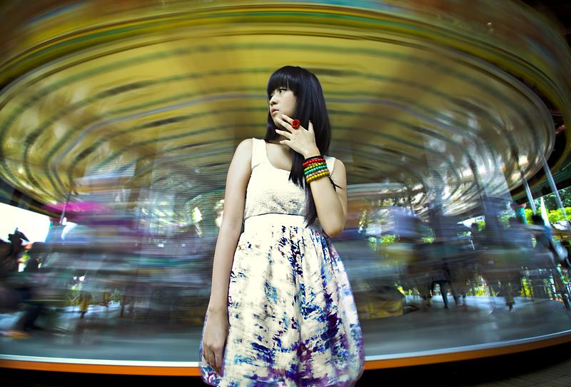 in her dream by widjita