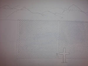 Projection of Matthew Shepard