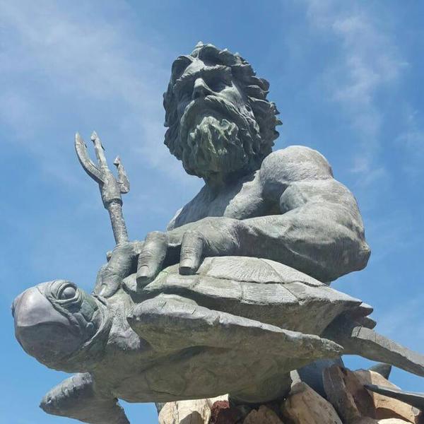 king Neptune by nessalover202