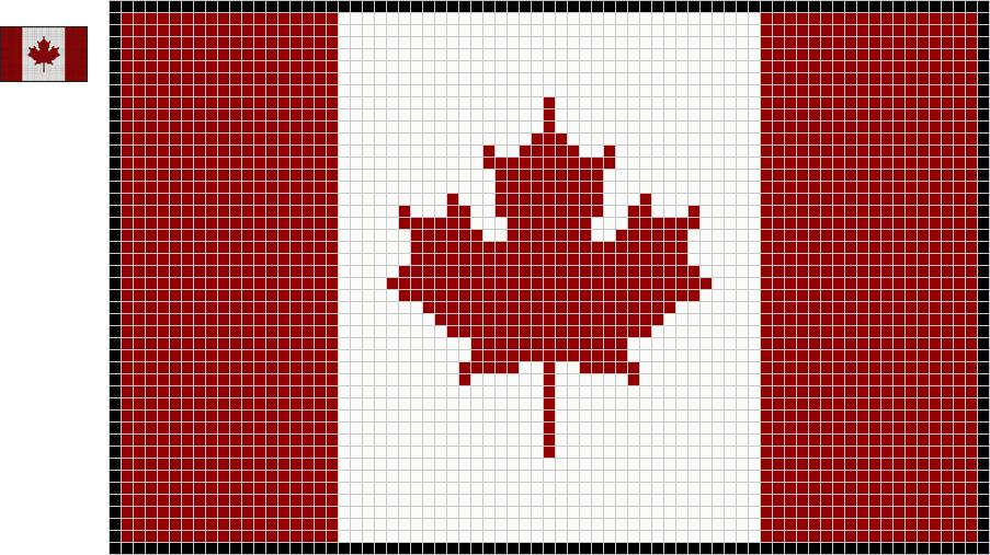 Canadian Flag By Alien Exile On Deviantart