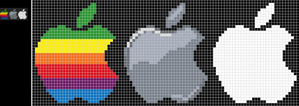 Как сделать один пиксель битым