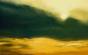 sunset by Goroshinki