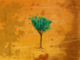 tree by Goroshinki