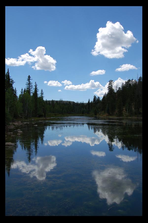 Aspen Mirror Lake By Chadalyx