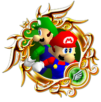 Mario and Luigi 64 Ver. by SuperRhys217