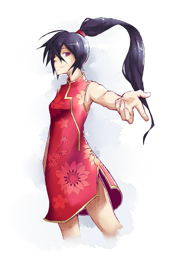 ChineseGirl by Rutoro