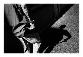 thoroughfare cowboy by SimonSawSunlight