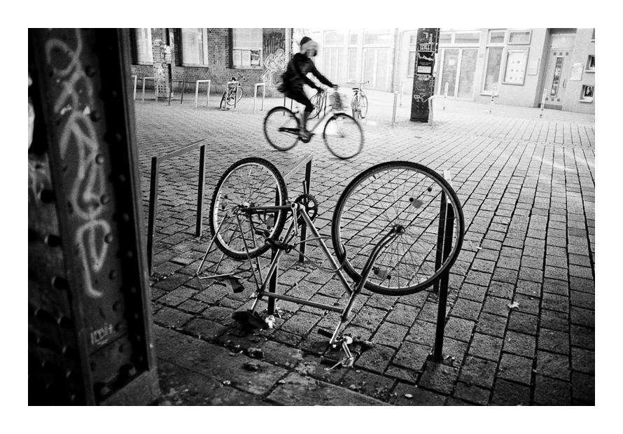 cycle matter by SimonSawSunlight