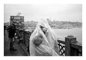 fisherman's veil by SimonSawSunlight