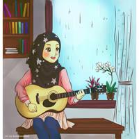 coverArt : mba Nana's album by kemalamalax3