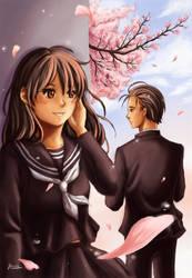 Hana And Her Love by kemalamalax3
