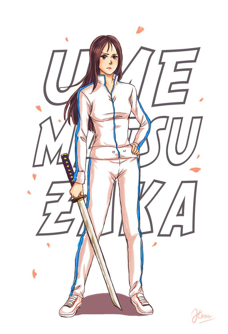 Ume Matsuzaka by kemalamalax3