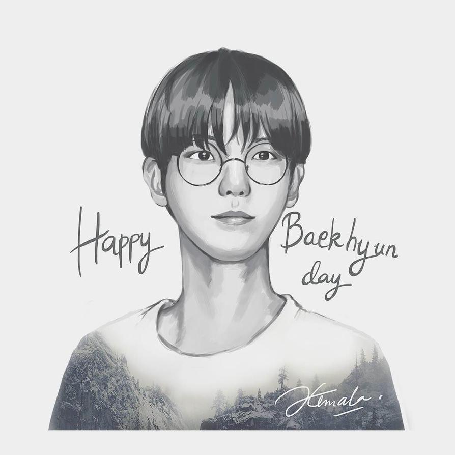 Happy Baekhyun Day by kemalamalax3