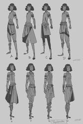 Outfits designs for J