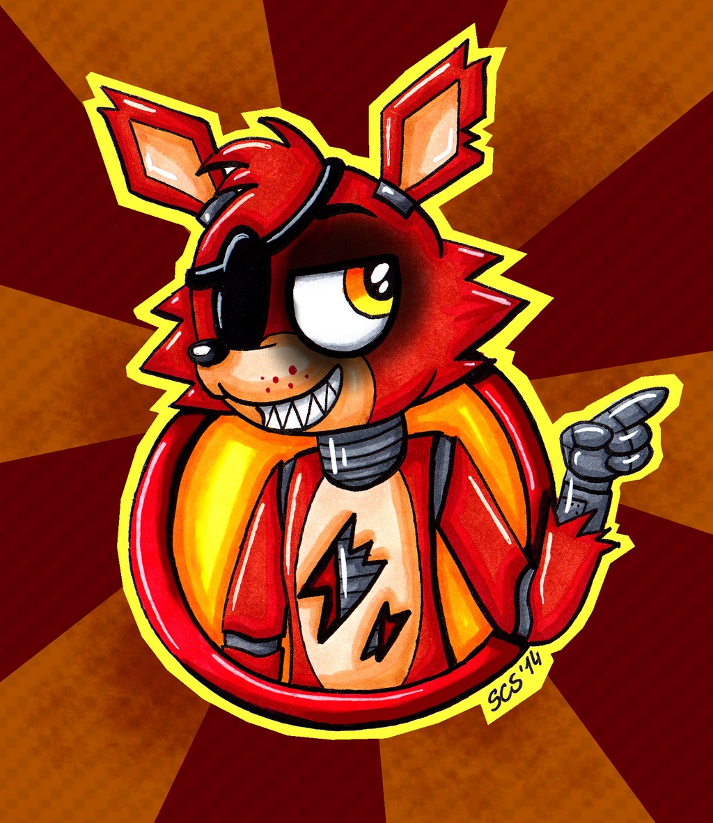 2014 halloween costume foxy the pirate fox by vocaloidpony02 on