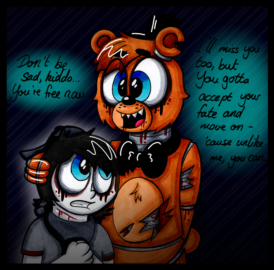 You're Free Now By Spacecat-Studios On DeviantArt
